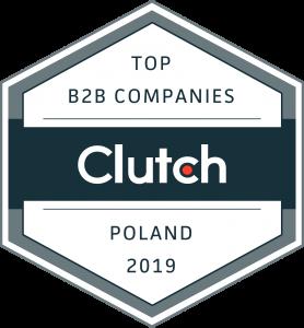 TOP B2B Companies 2019 Clutch Push Agency