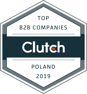 Clutch Top B2B Award