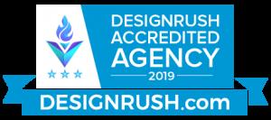 Design Rush Badge Push Agency