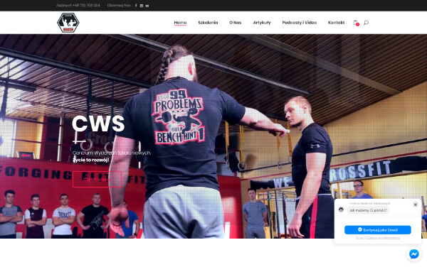CWS Szkolenia