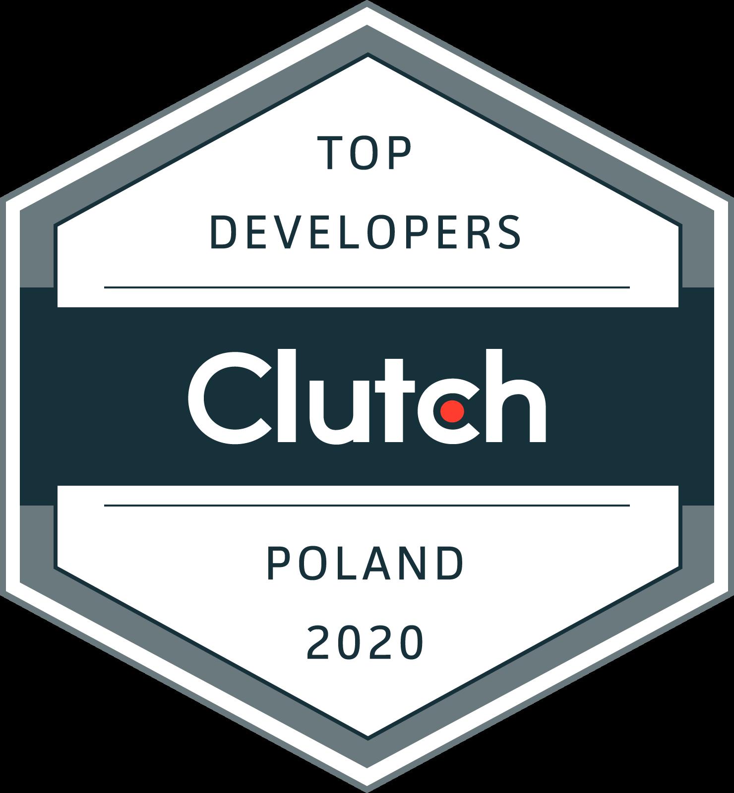 Clutch Top B2B Developers Polska